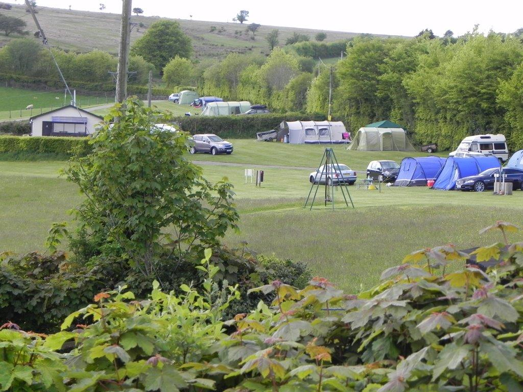 The Halse Farm Campsite