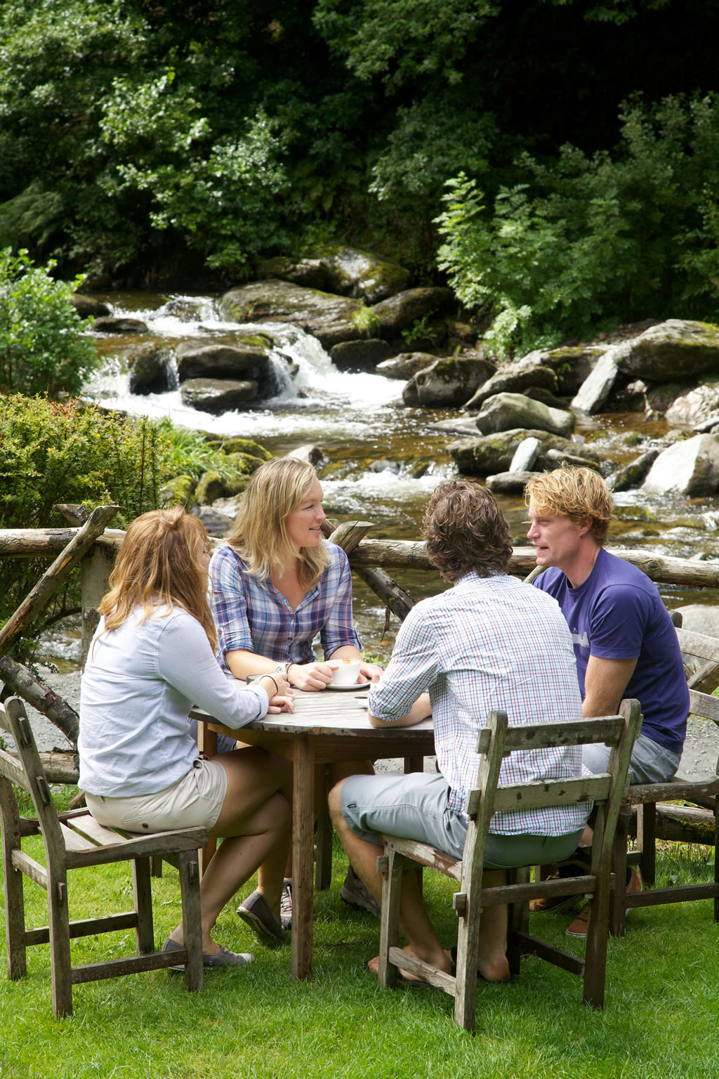 Eating out on Exmoor